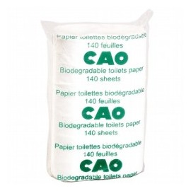 Papier Toilette Bio-Dégradable