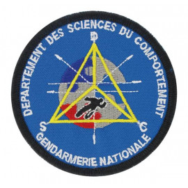 Écusson Science du Comportement