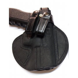 Holster Inside FLAP BEST WAY
