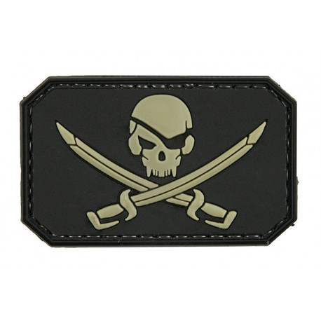 Patch Pirate Skull