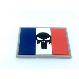 Patch French Flag Punisher