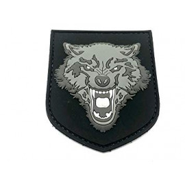 Patch Grey Wolf