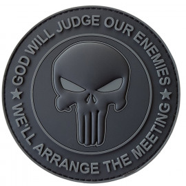 Patch God Will Judge our Enemies,We'll arrange the meeting