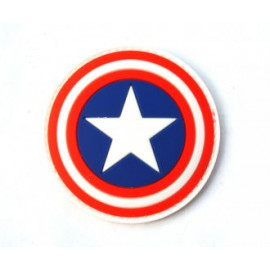 Patch PVC Captain America