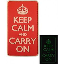 Patch Keep Calm and Carry On