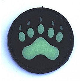 Patch PVC Patte d'Ours