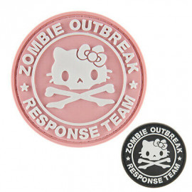 Patch Rond Zombie Outbreak Response Team