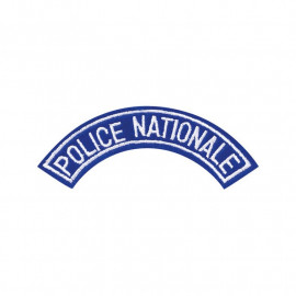 Demi-Lune Police Nationale