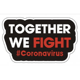 Patch Together we fight COVID-19