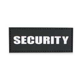 Patch PVC SECURITY