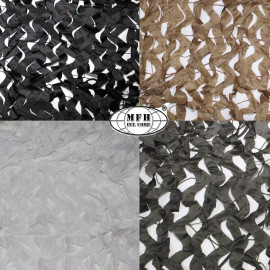 Filet de camouflage 3 x 2 m basique