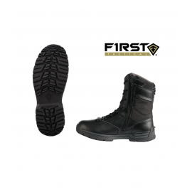 "First Tactical 8"" WATERPROOF SIDE ZIP DUTY BOOT"