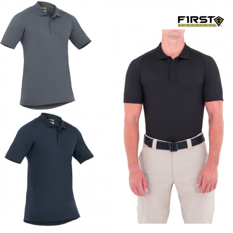 Polo Performance Homme Manches Courtes