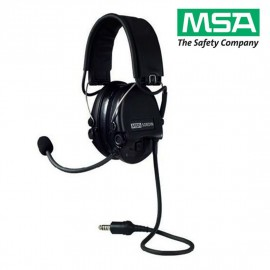 Casque MSA Supreme MIL CC Nexus Double Com