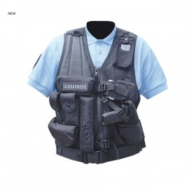 - Gilet Force Intervention avec Arme